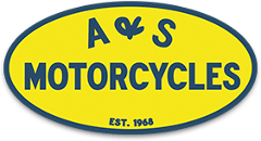 A&S Motorcycles Logo