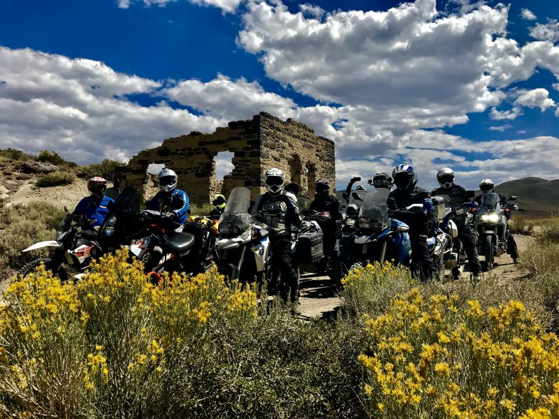Sierra Nevada Adventures | Dual Sport Multi Day Rides